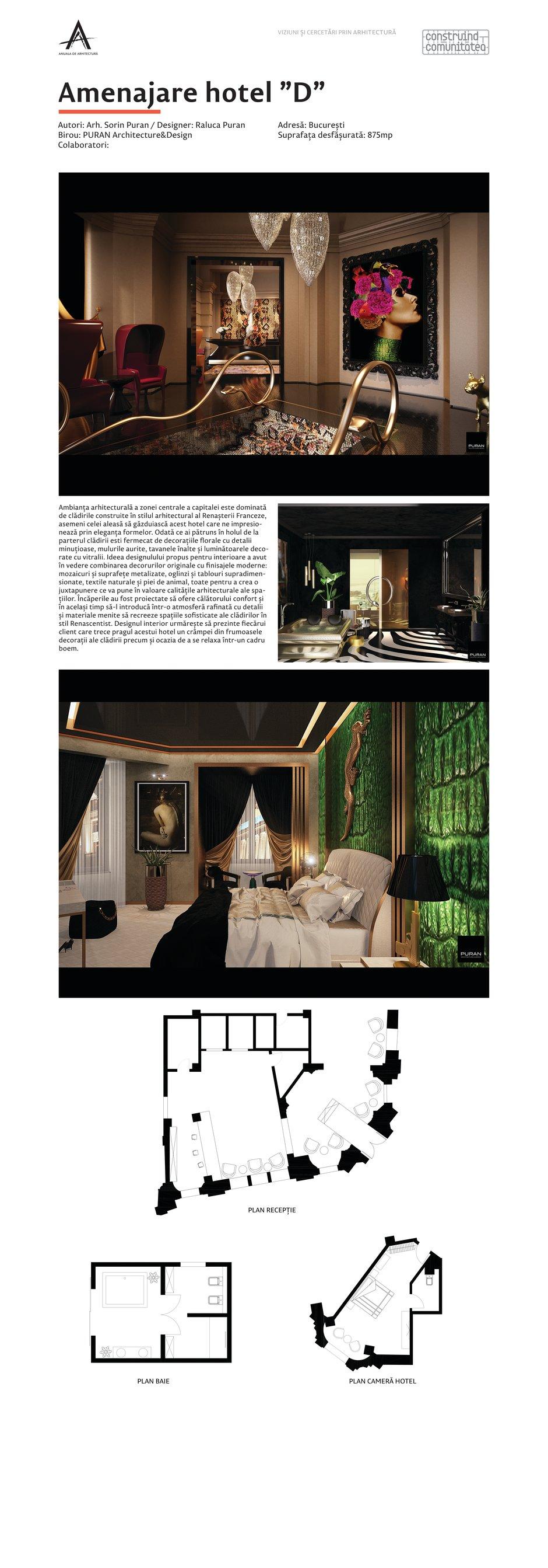 viziune și arhitectură